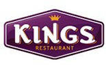 KINGS FAMILY RESTAURANT logo