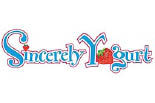 SINCERELY YOGURT / ROBINSON logo