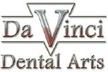 DAVINCI DENTAL ARTS logo