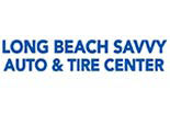 LONG BEACH SAVVY AUTO & TIRE CENTER logo