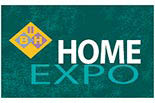 B H HOME EXPO logo