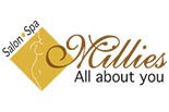 MILLIES SALON SPA logo