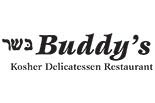 BUDDY'S KOSHER DELICATESSEN RESTAURANT logo