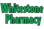 WHITESTONE PHARMACY logo