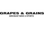 GRAPES & GRAINS logo