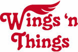 WINGS ''N' THINGS logo