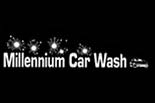 MILLENIUM CAR WASH logo