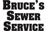 BRUCE SEWER SERVICES logo