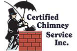 CERTIFIED CHIMNEY logo