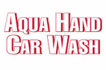 AQUA CAR WASH & DETAILING logo