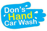 DONS CAR WASH CENTER logo