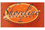 SHORELINE BEVERAGE HUNTINGTON LONG ISLAND BEER DISTRIBUTOR logo