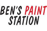 BEN'S PAINT STATION logo