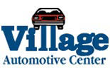 VILLAGE AUTOMOTIVE CENTER logo