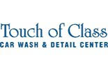 TOUCH OF CLASS CAR WASH logo