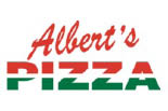ALBERT'S PIZZA OF HAUPPAUGE logo