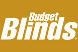 BUDGET BLINDS-VALLEY STREAM logo