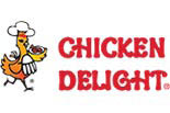 CHICKEN DELIGHT logo