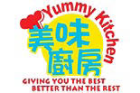 YUMMY KITCHEN logo