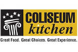 COLISEUM KITCHEN EATERY & CATERING logo