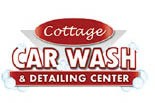 COTTAGE CAR WASH & DETAIL CENTER logo