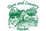 TOWN & COUNTRY MARKET logo
