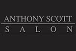 ANTHONY SCOTT SALON logo