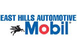 EAST HILLS AUTOMOTIVE logo