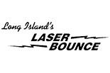 Long Island Laser Bounce logo