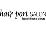 HAIR PORT BEAUTY SALON logo