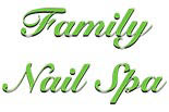FAMILY NAIL SPA logo