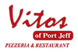 Vito's Pizza of Port Jefferson logo