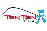 TEN TEN ASIAN SUSHI BISTRO logo