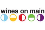 WINES ON MAIN logo