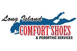 LONG ISLAND COMFORT SHOES logo