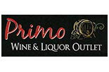 PRIMO WINE & LIQUOR OUTLET logo
