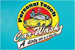 PERSONAL TOUCH HAND CAR WASH logo