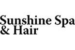 SUNSHINE SPA & HAIR logo