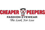 CHEAPER PEEPERS logo