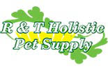 R AND T PET SUPPLY logo