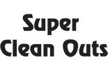 SUPER CLEAN OUTS logo