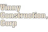 VINNY CONSTRUCTION CORPORATION logo