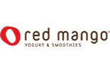 RED MANGO/LONG BEACH logo