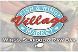 VILLAGE FISH & WINGS logo