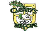 CLEARY'S BAR & CAFE logo