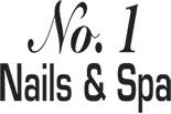 NO. 1 NAILS & RELAXATION SPA logo