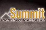 SUMMIT PAVING & MASONARY logo