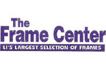 THE FRAME CENTER logo