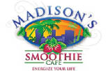 MADISON'S SMOOTHIE CAFE logo