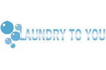 LAUNDRY TO YOU logo